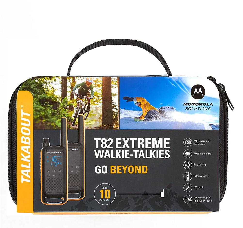 Pack 2 Unidades Motorola T82EX